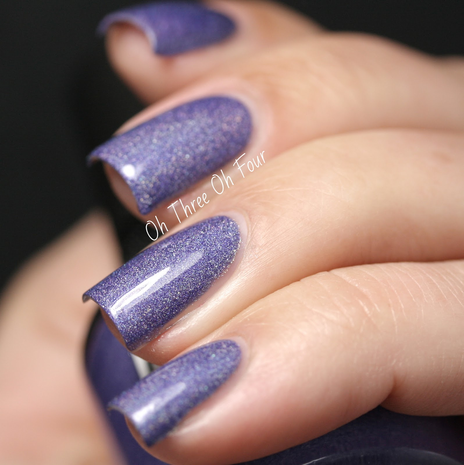 Lacquerhead Polish Lilac You Mean It Swatch