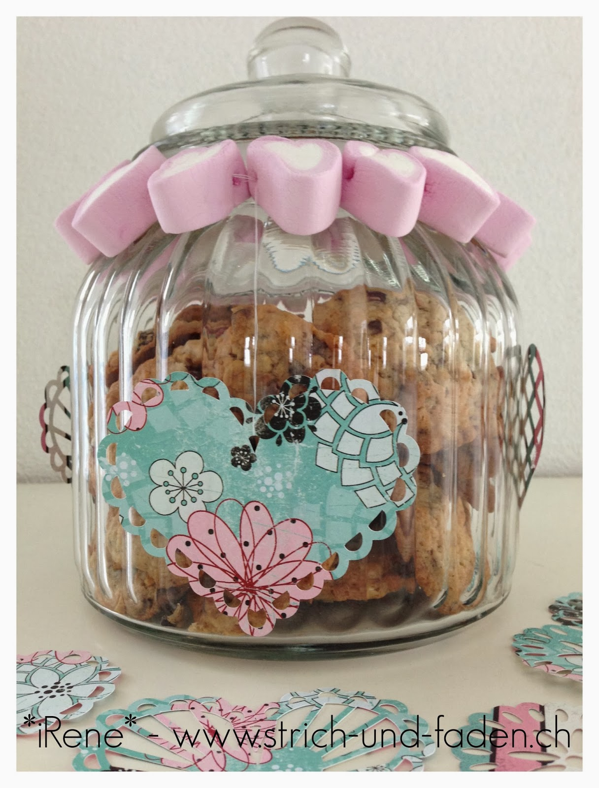 mit Strich und Faden | Cookies zum Geburtstag