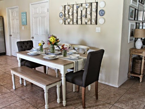 Dining Room Source List and Budget Breakdown