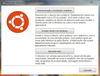 Instalando o Ubuntu no Windows