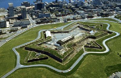 Citadel Tours Halifax