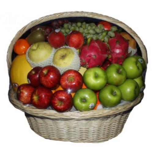 anggur merah anggur hijau jeruk sunkist apel fuji buah kiwi