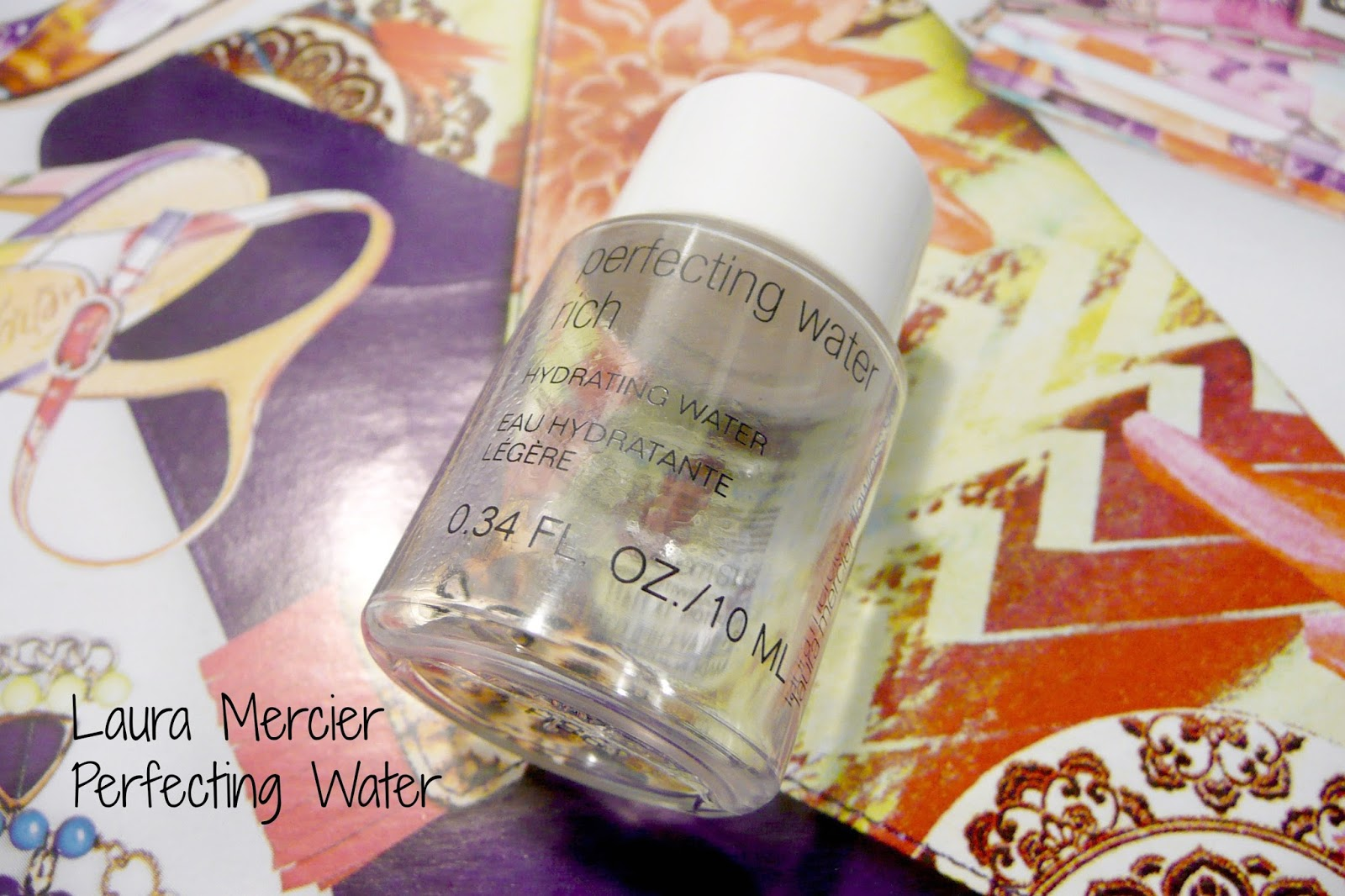 Laura Mercier Perfecting Water Review