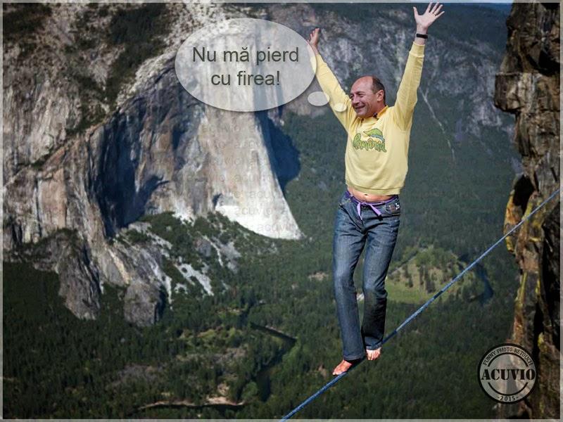Traian Băsescu Firea funny photo