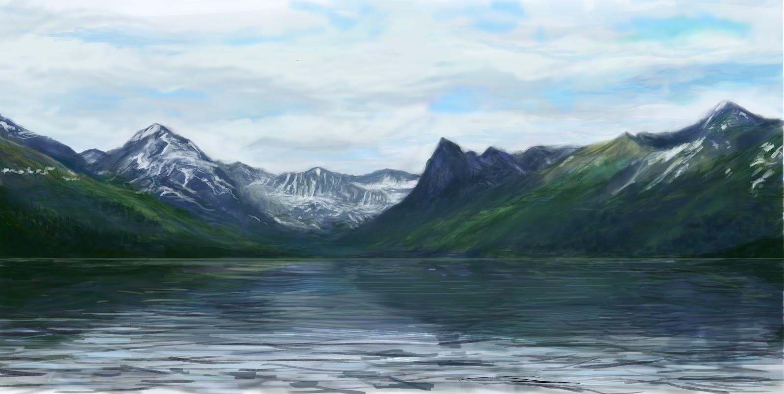 studiospectre alaska landscape