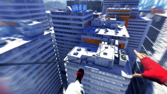 mirrors edge pc game screenshot 1 Mirrors Edge Cracked ^^nosTEAM^^