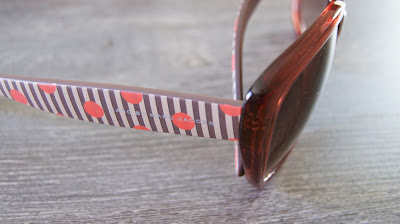 Marc by Marc Jacobs Sunglasses Arm Design