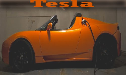 tesla new electric car