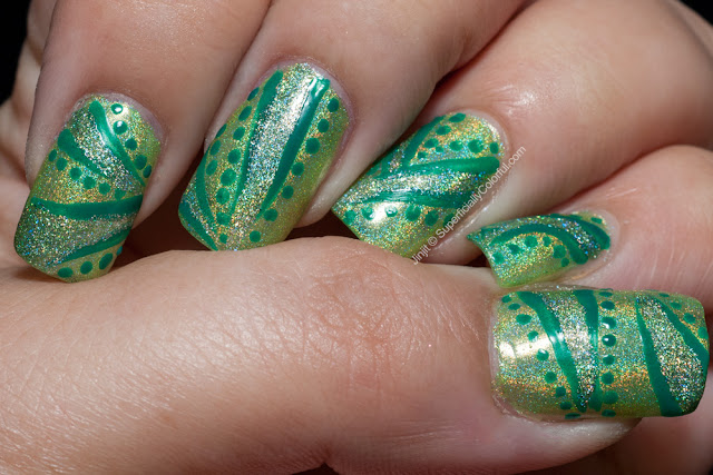 NailNation 3000 Glow Worm