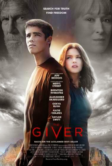 The Giver Movie 2014 Poster