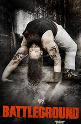 Bray Wyatt como protagonista del poster para el PPV Battleground