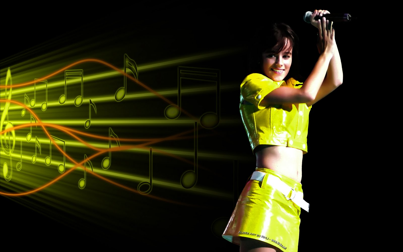 <b>Alizee</b> HD <b>wallpaper</b> #742824