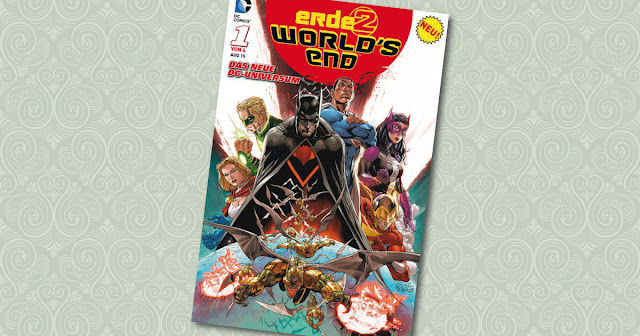 Erde 2 Worlds End 1 Panini Cover