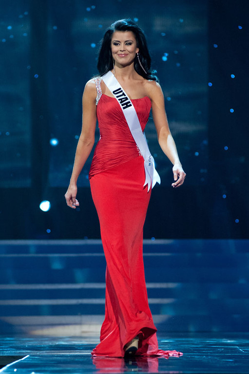 SASHES AND TIARAS.....Miss USA 2012 Preliminaries Evening Gowns: The ...