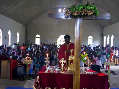 Ανάσταση 2018 στο Λουγκουζί της Ουγκάντας