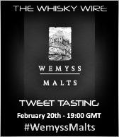 Wemyss Malts Tweet Tasting