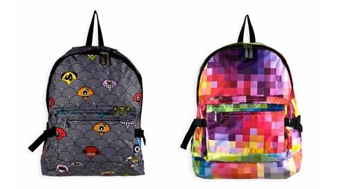 Bolsa Escolar Feminina Rock : Utopia feminina voltas as aulas bolsas e mochilas