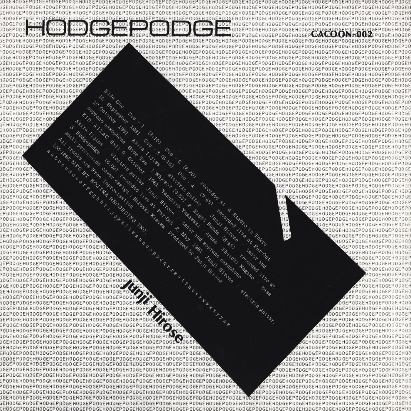 Junji Hirose Hodgepodge