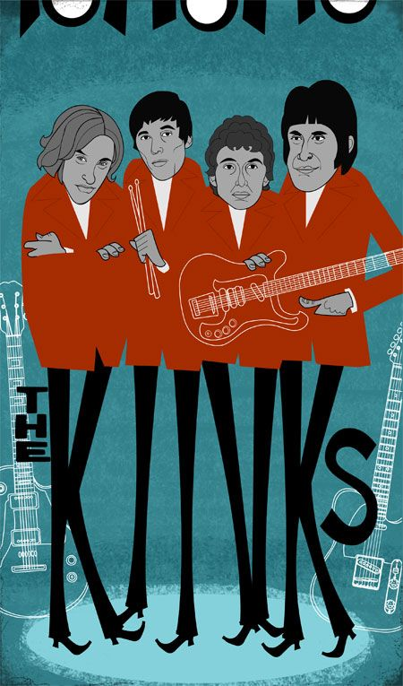THE KINKS!!!!!!!!!!!!