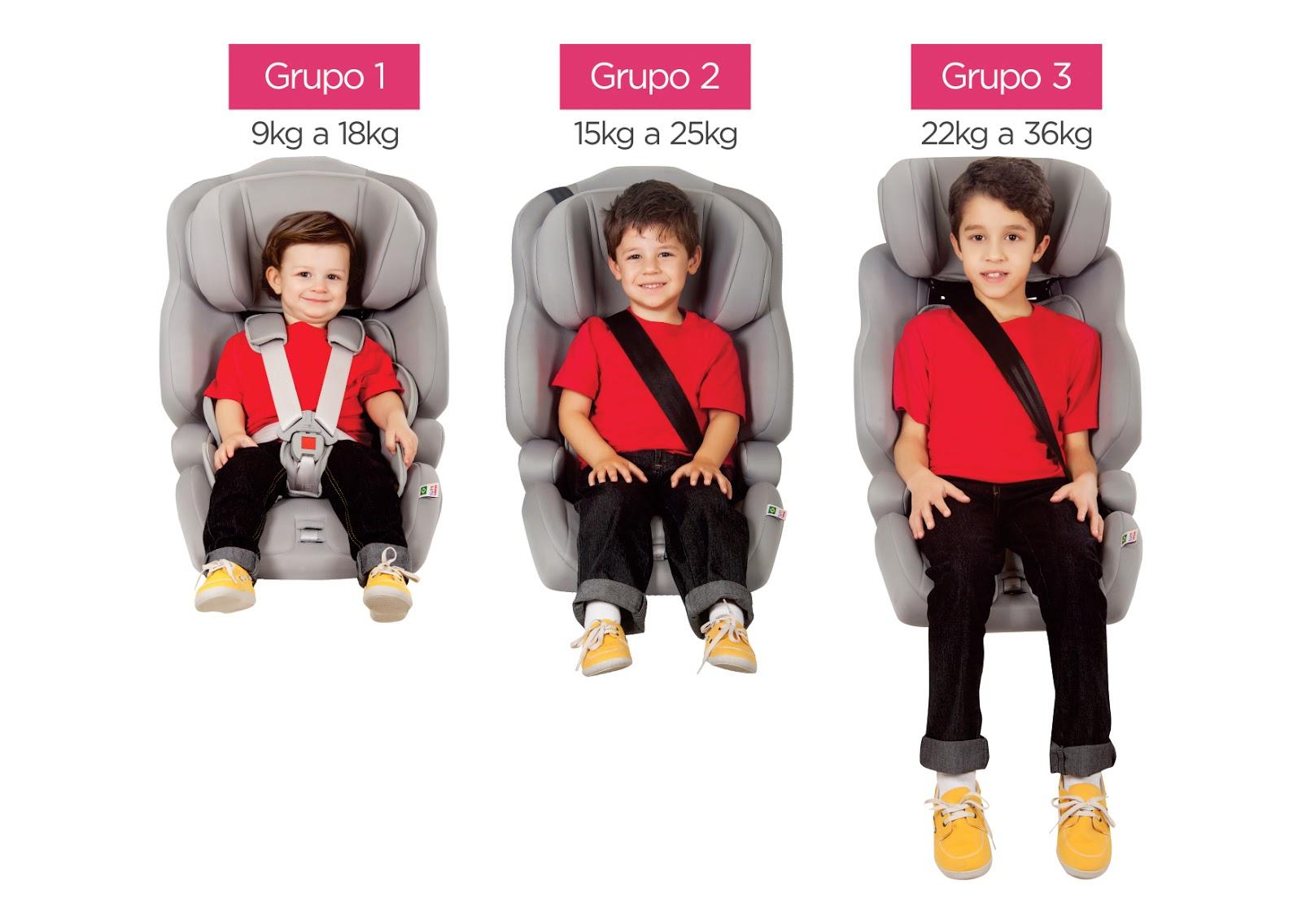 Cadeira Carro Infantil
