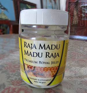 Royal Jelly Raja Madu Madu Raja