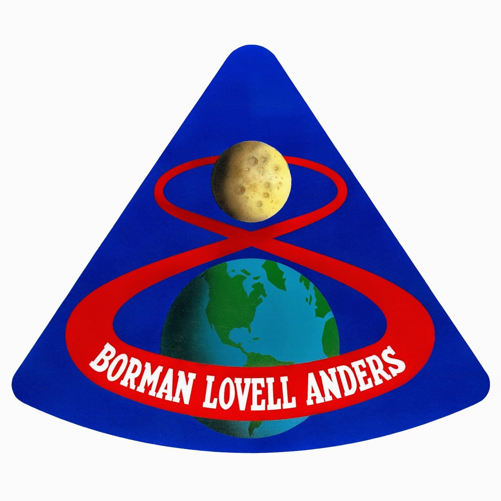 Insigina del Apolo 8