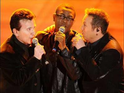 Sanremo 2009 -  Pupo, Paolo Belli, Youssou N'Dour - L'opportunità