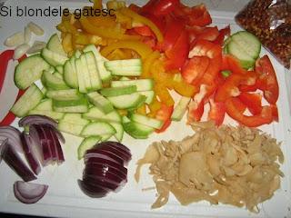 legume pentru reteta porc chinezesc