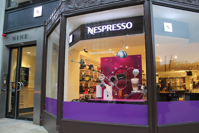 Nespresso, Boston, Mass.