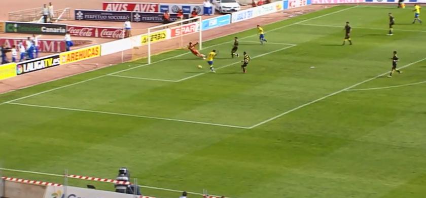 4-1 Gol de Araujo