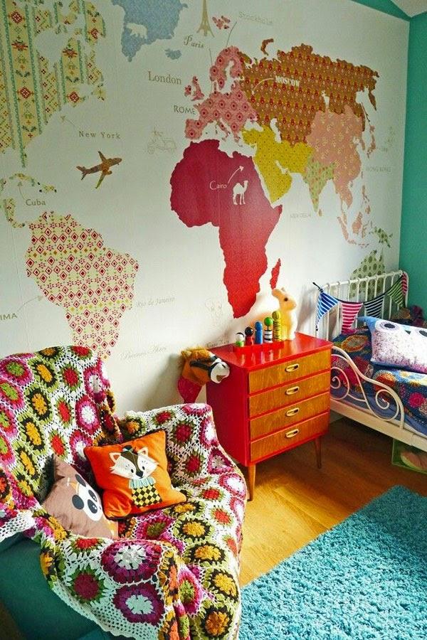 lamanugoround-mappamondi-globes-maps-kids room-cameretta