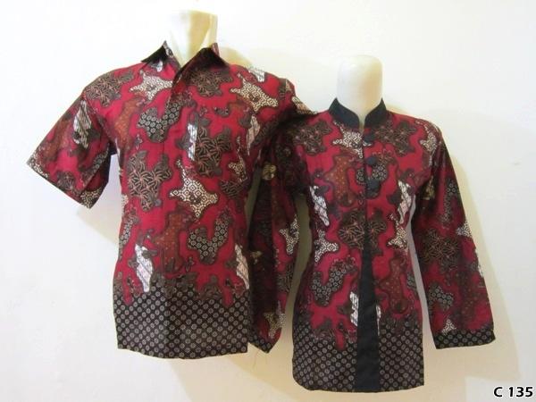Batik Sarimbit C135