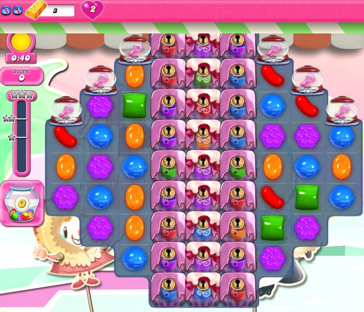 Candy Crush Saga 1068