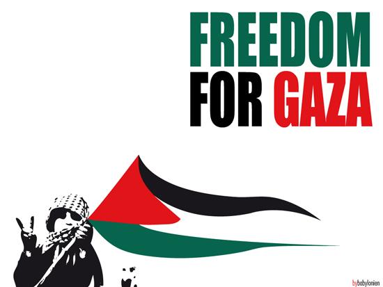 Freedom for Gaza   Wordless Wednesday #WW