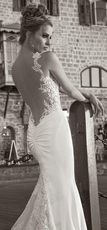 Galia Lahav Spring 2015 La Dolce Vita Bridal Collection Belle The Magazine