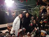 Eccoci al mercatino di Castelbrando di Cison di Valmarino il 4/5 e 8 dicembre 2010