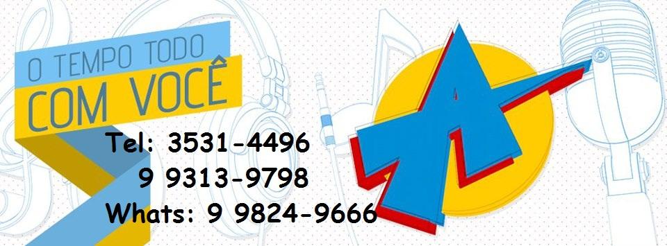 Click Na Imagem Pra Ouvir! - RÁDIO ARAPUAN FM 98.5