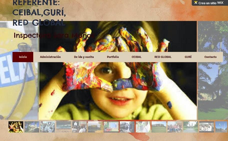 Sitio Proyecto Escuelas en RED