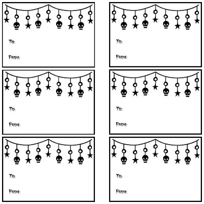 Halloween printables free halloween printables negle Image collections