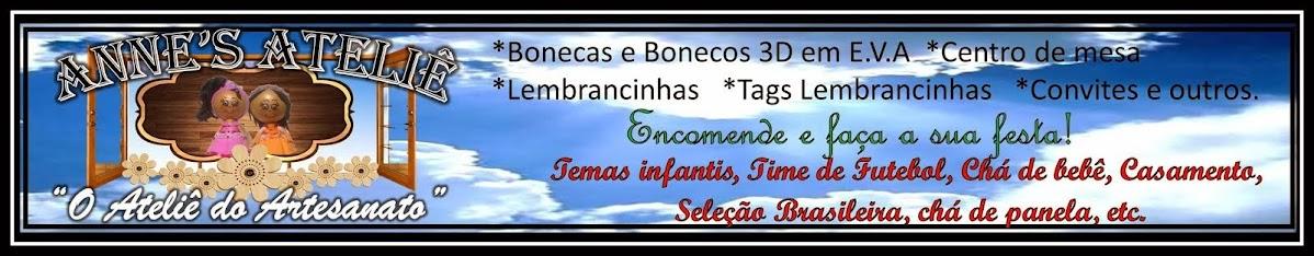 BEM - VINDOS ANNE'S ATELIÊ