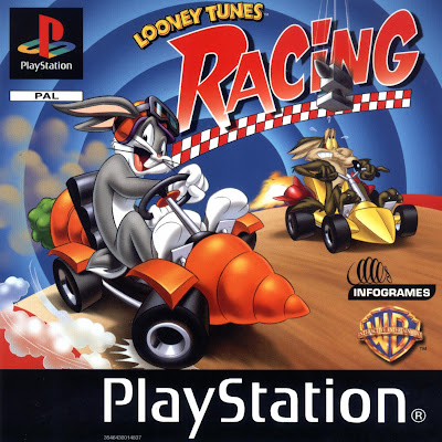 Super Compactado Looney Tunes Racing PS1