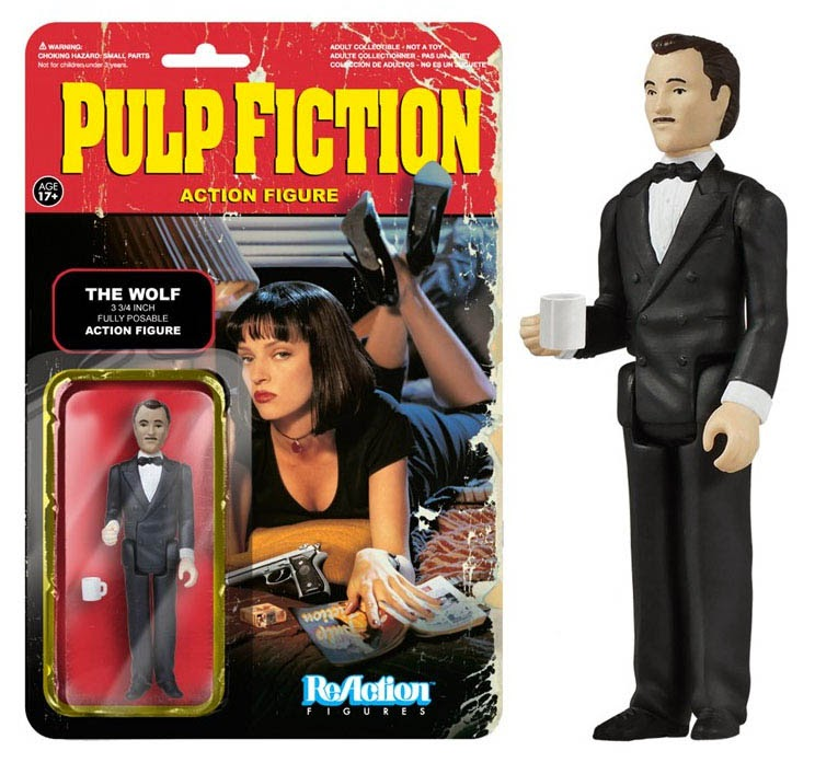 Figura Pulp Fiction Señor Lobo