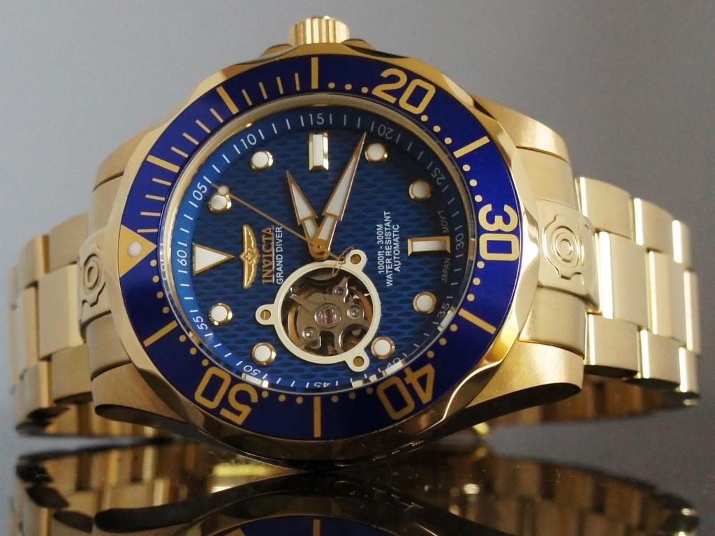 Tipos y usos del bisel de un reloj - Tipos de relojes ...