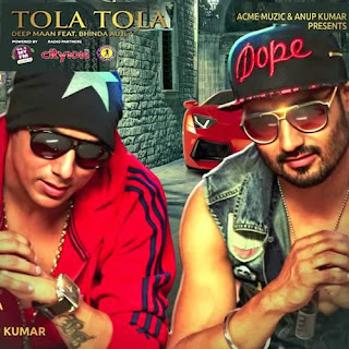 Tola Tola Lyrics - Deep Maan