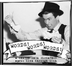 cmba blogathon words! words! words!