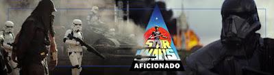 STAR WARS AFICIONADO WEBSITE