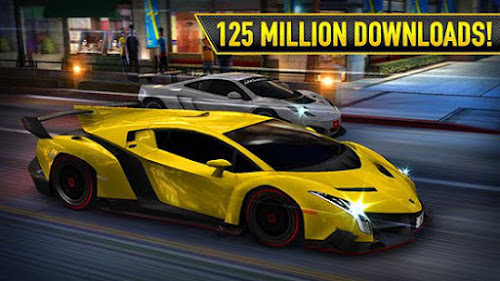 Game Android CSR Racing v3.0.1 Apk Data