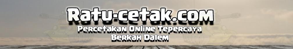 Percetakan Online Tepercaya