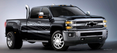 Top 5 Chevrolet Vehicles on Display at SEMA 2015
