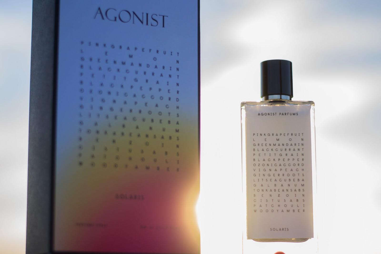 agonist perfume solaris